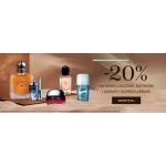 Douglas: 20% zniżki na kosmetyki i perfumy marek Lancome, Biotherm oraz zapachy Giorgio Armani