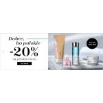 Douglas: 20% zniżki na kosmetyki polskich marek