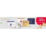 Drogerie Natura: 35% zniżki na kosmetyki marki Dermika