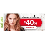 Drogerie Natura: do 40% zniżki na kosmetyki marki Schwarzkopf