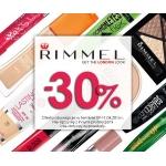 Drogerie Natura: 30% zniżki na produkty marki Rimmel