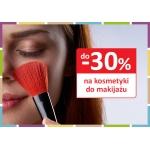 Drogerie Natura: do 30% zniżki na kosmetyki do makijażu