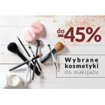 Drogerie Natura: do 45% rabatu na wybrane kosmetyki do makijażu oczu
