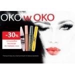 Drogerie Natura: 30% zniżki na wszystkie kosmetyki do makijażu oczu