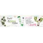 Drogerie Natura: 20% rabatu na wybrane kosmetyki naturalne