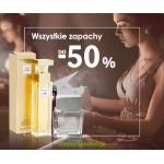 Drogerie Natura: 50% zniżki na wszystkie zapachy