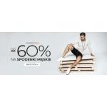 Dstreet: wyprzedaż do 60% zniżki na spodenki męskie