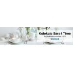Duka: 25% rabatu na kolekcję porcelany Sara i Time