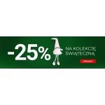 Duka: 25% zniżki na kolekcję świąteczną