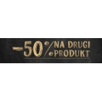 Duka: 50% zniżki na drugi produkt
