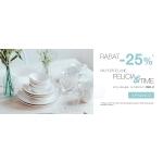 Duka: 25% zniżki na porcelanę Felicia&Time