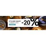 Duka: Stylowe Zakupy 20% rabatu na produkty do wyposażenia kuchni