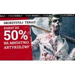EMP Shop: do 50% rabatu na odzież, obuwie i akcesoria