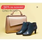 Eobuwie: do 30% zniżki na nowości marki Gino Rossi - buty i torebki
