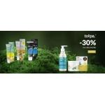 Ezebra: 30% rabatu na kosmetyki marki Tołpa