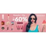 Ezebra: do 60% zniżki na nowości i hity kosmetyków Bourjois Paris