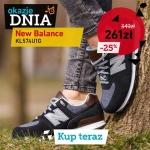 Eastend.pl: okazje dnia 25% zniżki New Balance