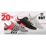Eastend: 20% zniżki na buty marki Adidas EQT