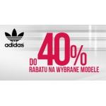 Eastend: do 40% zniżki na wybrane modele obuwia marki Adidas