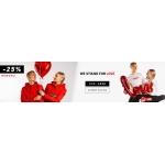 Eastend: Walentynkowa promocja 25% zniżki na obuwie i odzież z najnowszej kolekcji