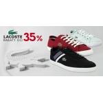 Eastend: do 35% rabatu na obuwia marki Lacoste