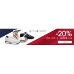 Eastend: 20% zniżki na całą kolekcję obuwia marki Tommy Hilfiger