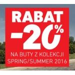 Eastend.pl: 20% zniżki na buty marki Under Armour