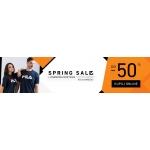 Eastend: wyprzedaż do 50% rabatu na odzież sportową oraz streetwear