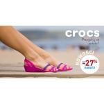 Eastend.pl: 27% zniżki na buty Crocs
