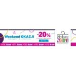 Eastend: weekend zniżek 20% zniżki na markową odzież i obuwie
