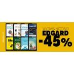 Ebookpoint: 45% zniżki na książki Wydawnictwa Edgard