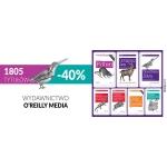 Ebookpoint: 40% rabatu na e-booki po angielsku Wydawnictwa O'Reilly Media