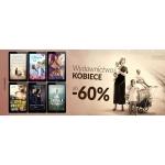 Ebookpoint: do 60% rabatu na książki wydawnictw kobiecych