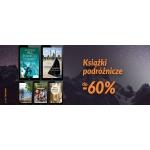 Ebookpoint: do 60% rabatu na książki podróżnicze