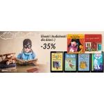 Ebookpoint: 35% zniżki na ebooki i audiobooki dla dzieci