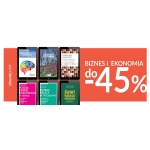 Ebookpoint: do 45% zniżki na książki z dziedziny Biznes I Ekonomia