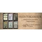 Ebookpoint: 25% zniżki na ebooki i audiobooki Olgi Tokarczuk