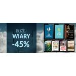 Ebookpoint: 45% zniżki na książki z kategorii Bliżej Wiary
