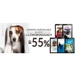 Ebookpoint: do 55% zniżki na opowieści o czworonogach