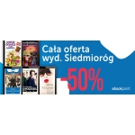 Ebookpoint: 50% rabatu na książki Wydawnictwa Siedmioróg