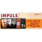 Ebookpoint: 45% rabatu na książki Wydawnictwa Impuls