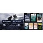Ebookpoint: 50% rabatu na 214 ebooków Wydawnictwa Jaguar