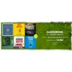 Ebookpoint: audiobooki w cenie 14,90 zł