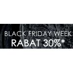 Black Friday Week Ecco: 30% zniżki na obuwie damskie, męskie i dziecięce