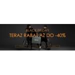 Ecco: Black Friday do 40% rabatu na obuwie damskie, męskie i dziecięce