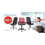 EMag: do 40% rabatu na fotele biurowe