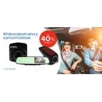 EMag: do 40% zniżki na wideorejestratory samochodowe