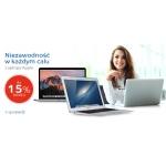 EMag: do 15% zniżki na laptopy Apple