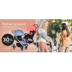EMag: do 30% zniżki na wózki spacerowe