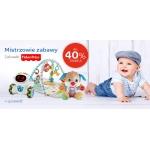 EMag: do 40% zniżki na zabawki Fisher Price